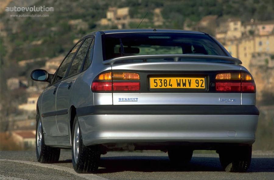 Laguna 2001 Model Renault Laguna 1998 2001