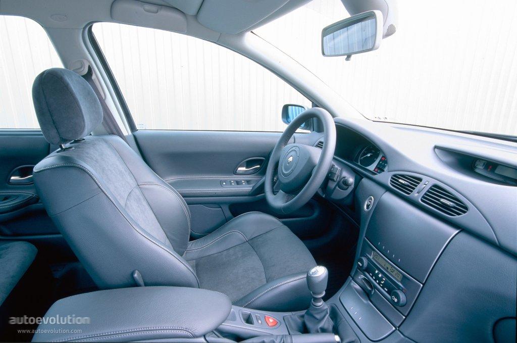 Laguna 2001 Movie Interior Renault Laguna 2001