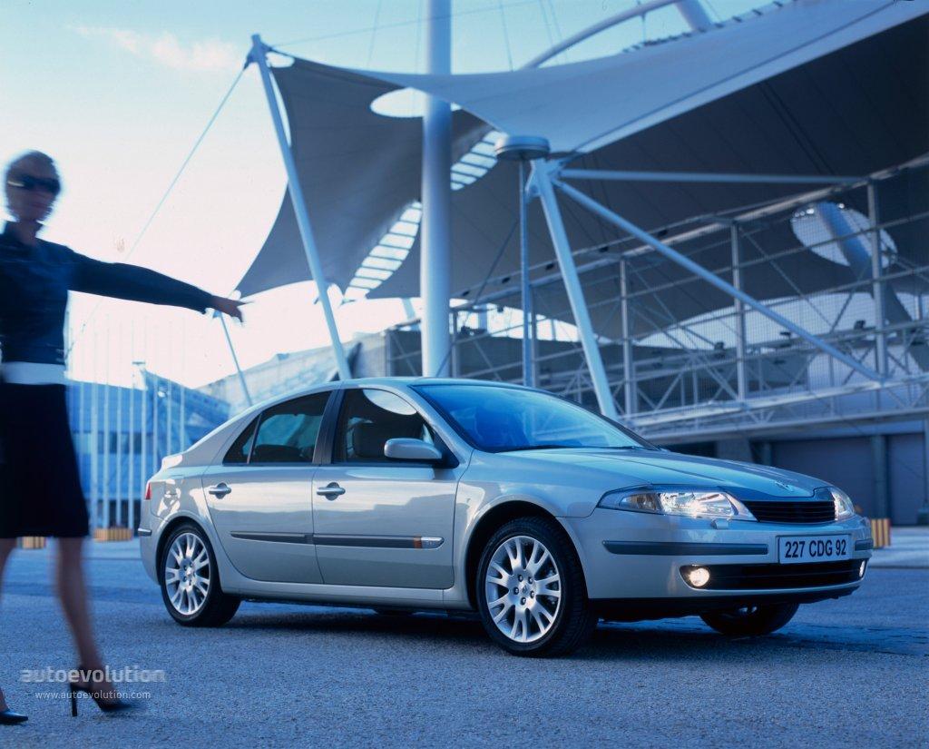 Renault Laguna Specs Amp Photos 2001 2002 2003 2004