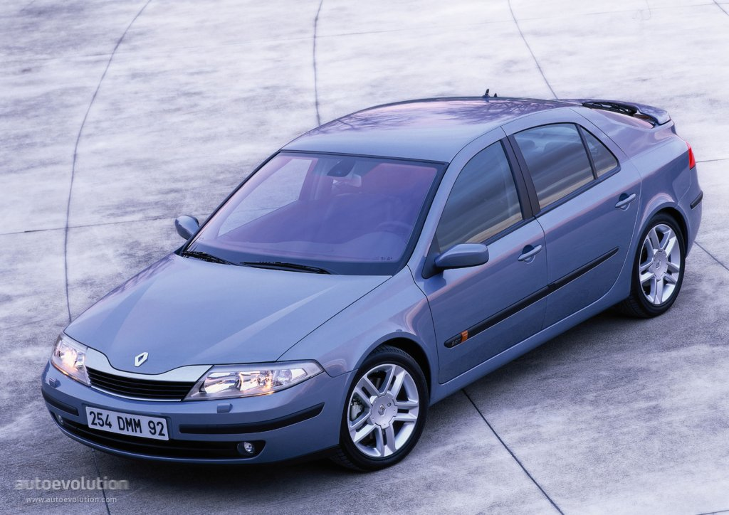 renault laguna specs 2001 2002 2003 2004 2005 autoevolution. Black Bedroom Furniture Sets. Home Design Ideas