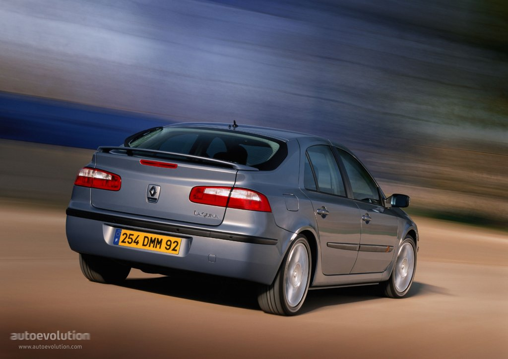 renault laguna specs photos 2001 2002 2003 2004. Black Bedroom Furniture Sets. Home Design Ideas