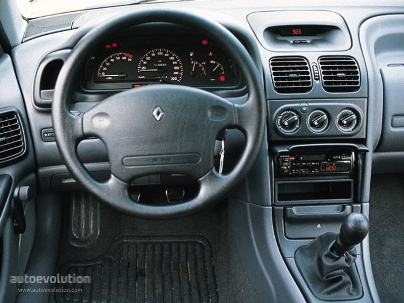 Renault Laguna Estate Specs 1995 1996 1997 1998