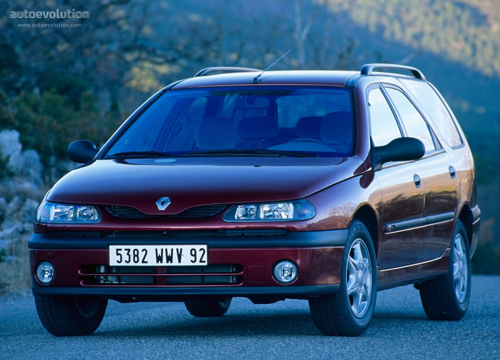 renault laguna estate specs 1998 1999 2000 2001 autoevolution. Black Bedroom Furniture Sets. Home Design Ideas