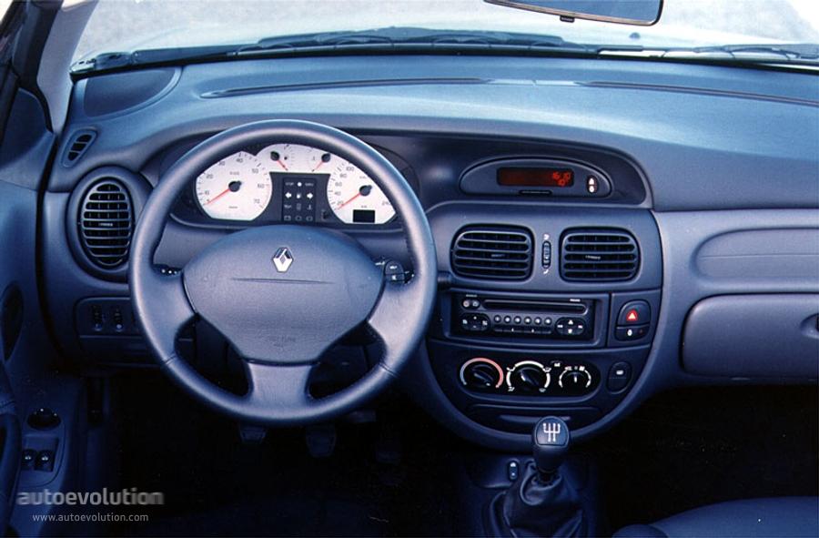 рено меган 2002