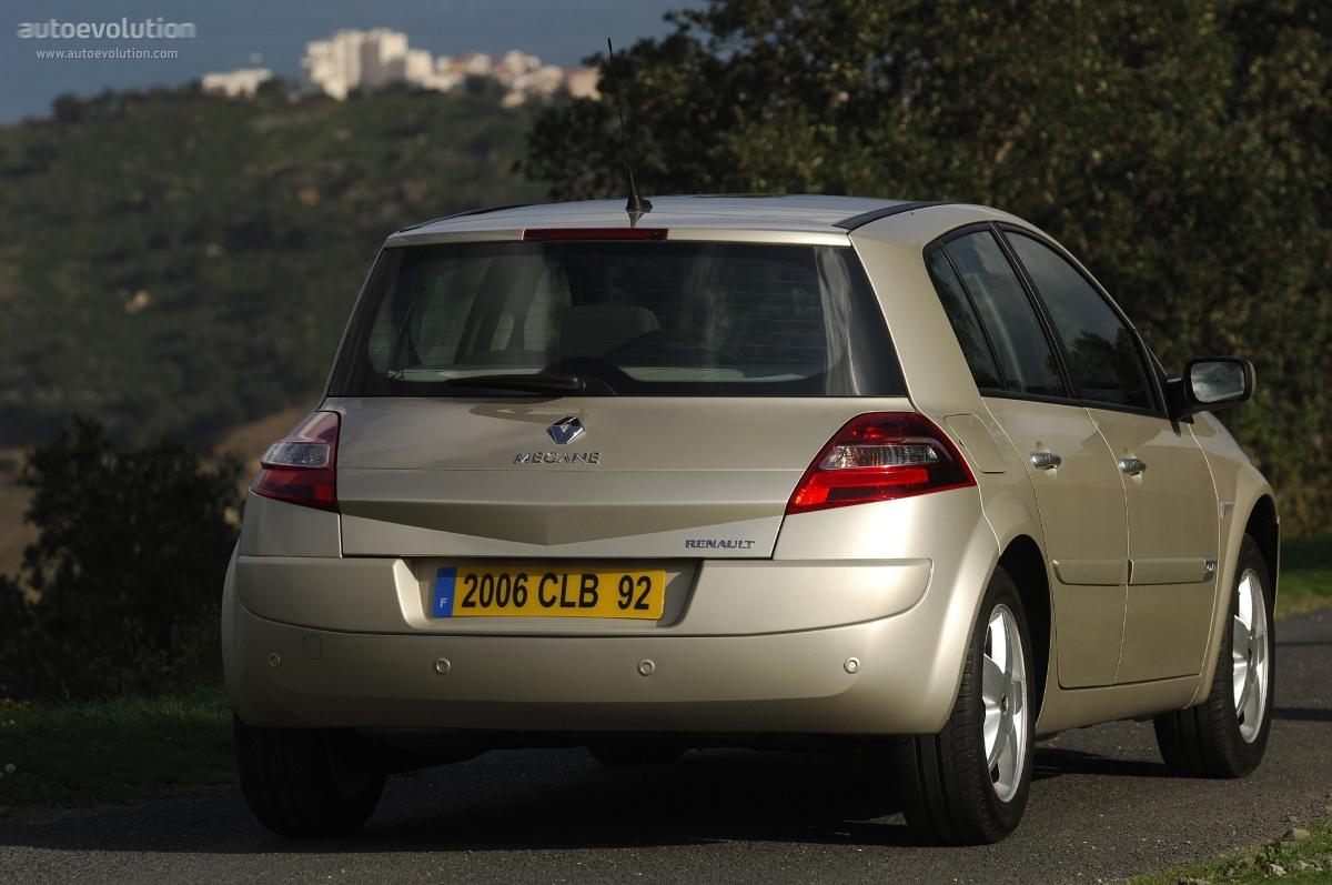Mercedes Diesel Engines >> RENAULT Megane 5 Doors specs & photos - 2006, 2007, 2008 ...