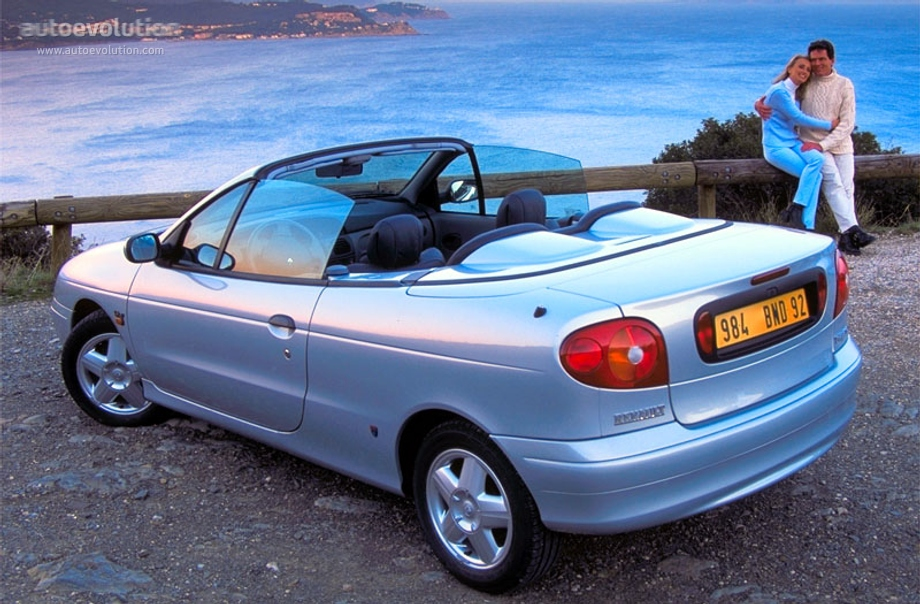 renault megane cabrio 1999 2000 2001 2002 2003 autoevolution. Black Bedroom Furniture Sets. Home Design Ideas