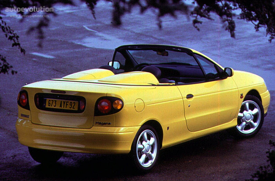 renault megane cabrio specs 1997 1998 1999 autoevolution. Black Bedroom Furniture Sets. Home Design Ideas
