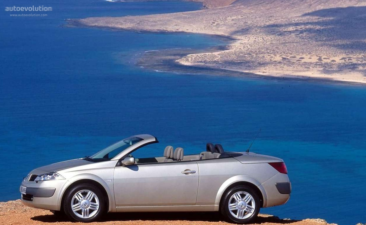 renault megane coupe cabrio 2003 2004 2005 2006 autoevolution. Black Bedroom Furniture Sets. Home Design Ideas