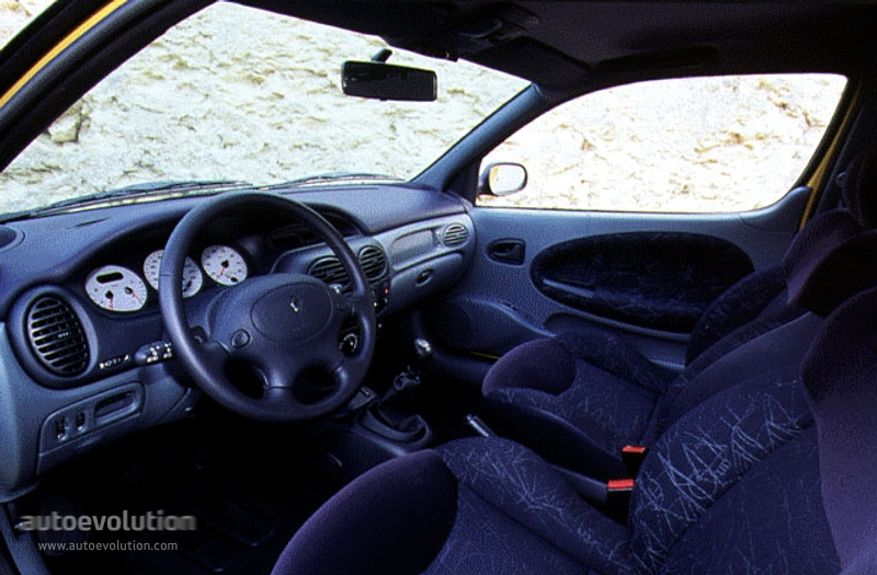 Renault Megane Coupe Interior Interior Renault Megane Coupe