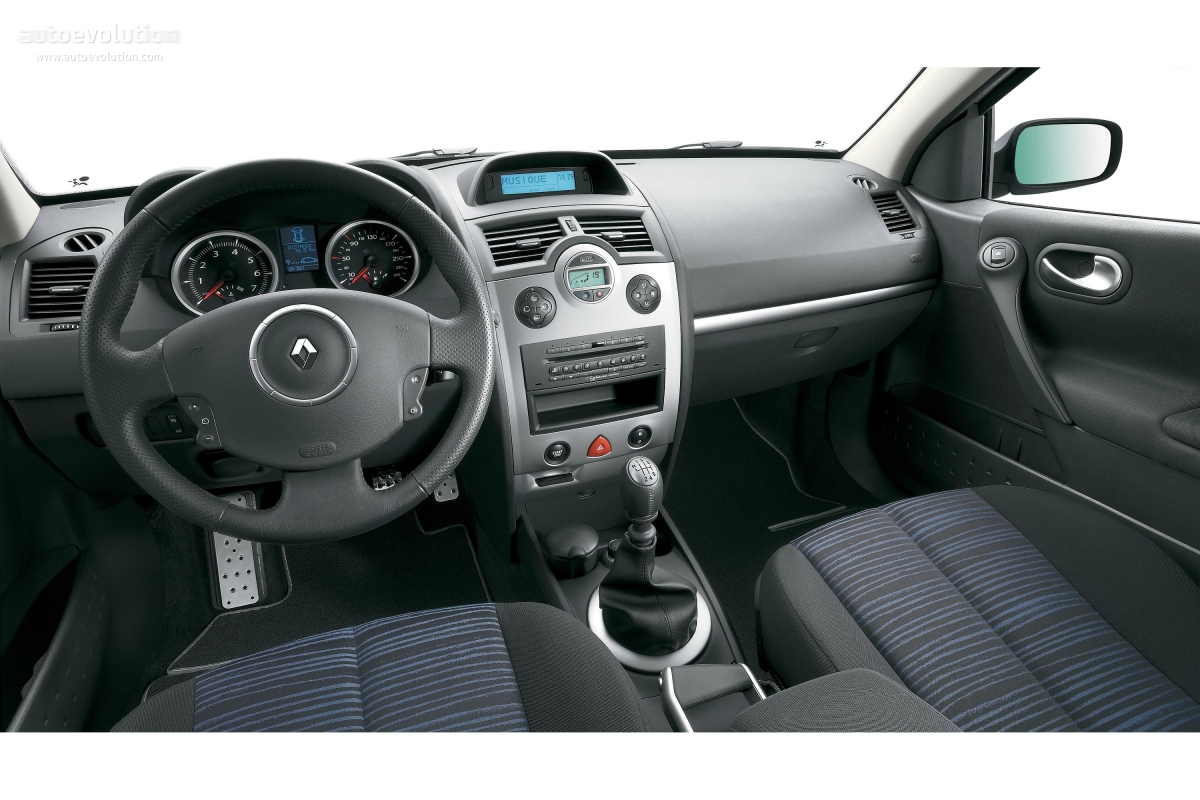 renault megane estate specs 2006 2007 2008 2009. Black Bedroom Furniture Sets. Home Design Ideas