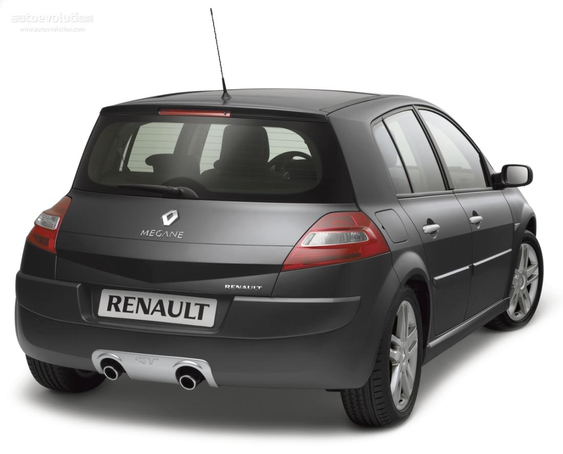 Renault Megane Gt 5 Doors 2006 2007 2008 Autoevolution