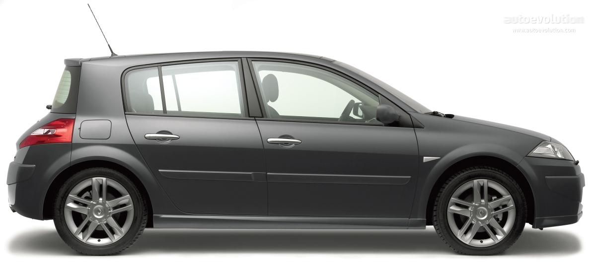 Acura Of Reno >> RENAULT Megane GT 5 Doors - 2006, 2007, 2008 - autoevolution