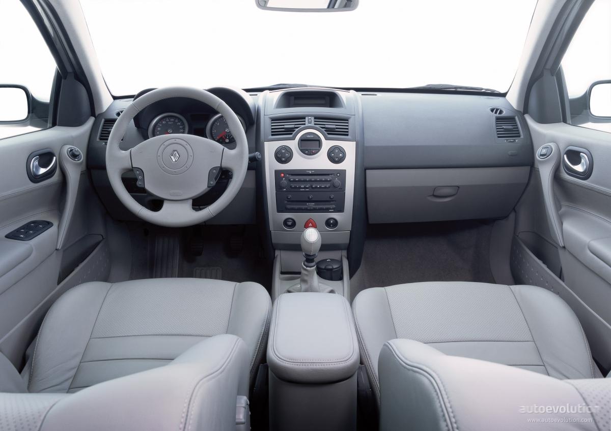 Renault Megane Coupe Specs 2002 2003 2004 2005 2006