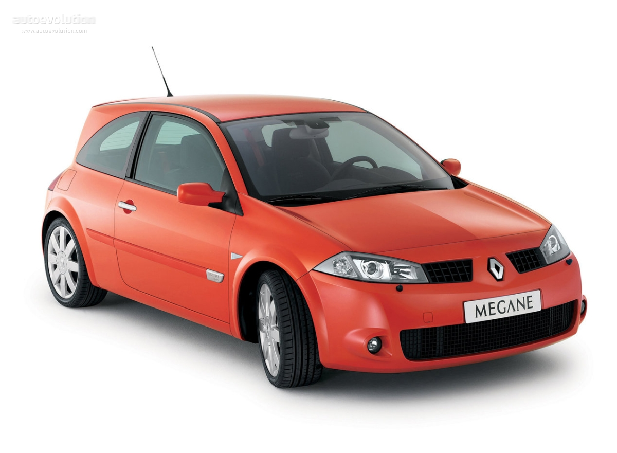 Renault Megane Rs Coupe Specs 2004 2005 2006