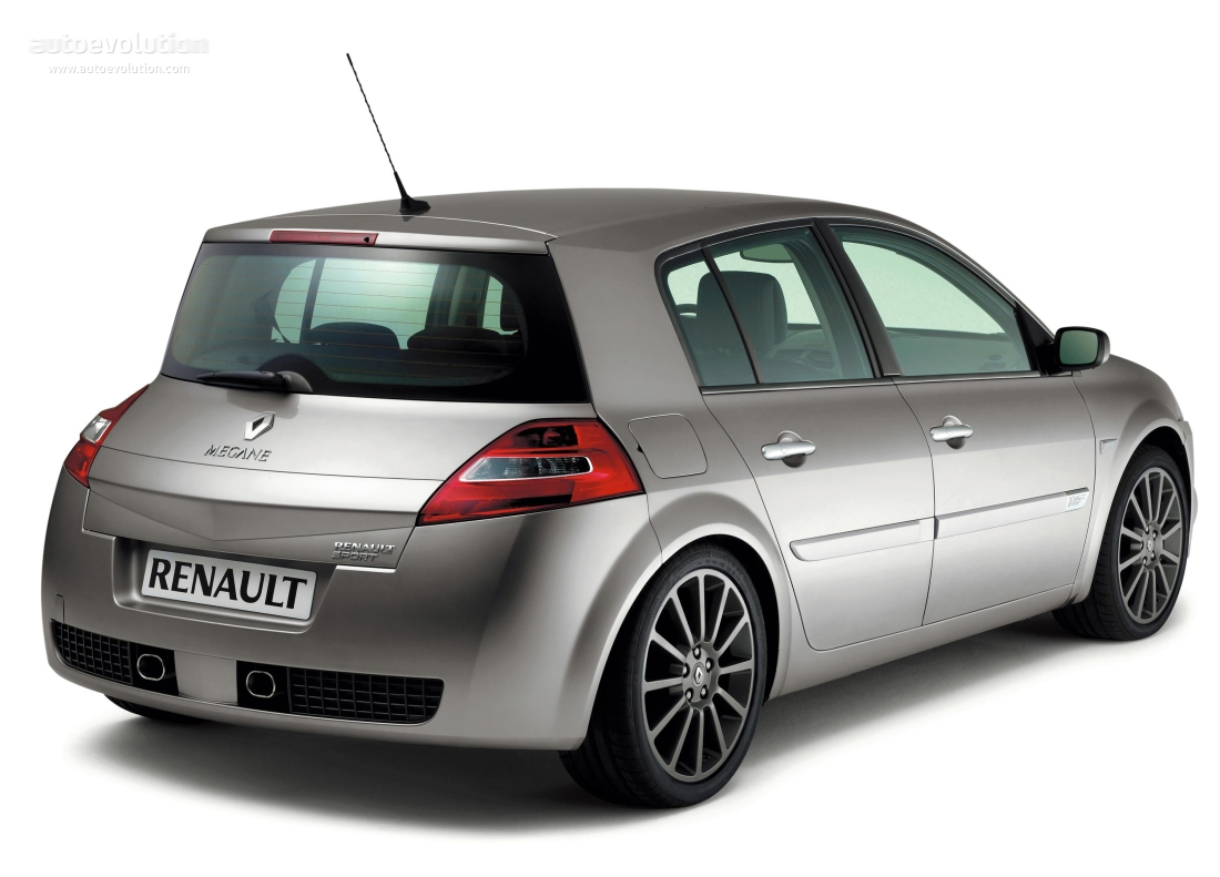 renault megane rs 5 doors specs photos 2006 2007 2008 2009 autoevolution. Black Bedroom Furniture Sets. Home Design Ideas