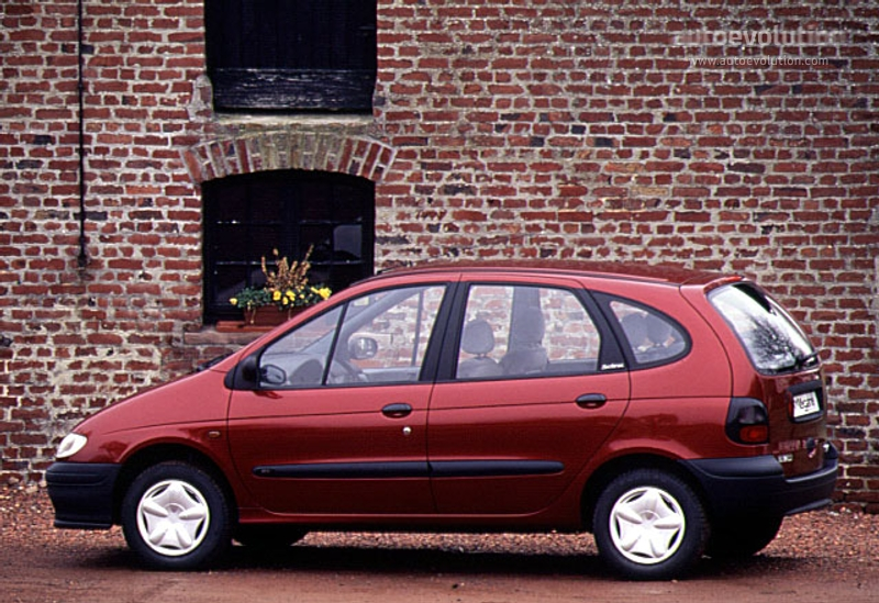 Renault Megane Scenic 1995 1996 1997 1998 1999