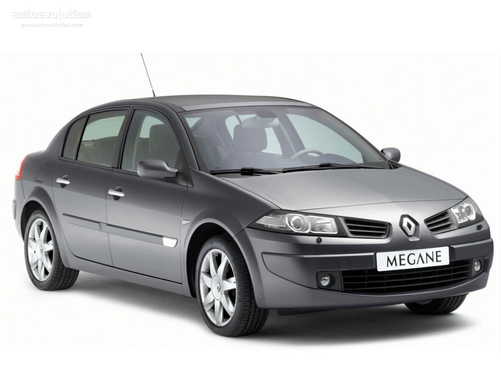 renault megane sedan specs photos 2003 2004 2005 2006 autoevolution. Black Bedroom Furniture Sets. Home Design Ideas