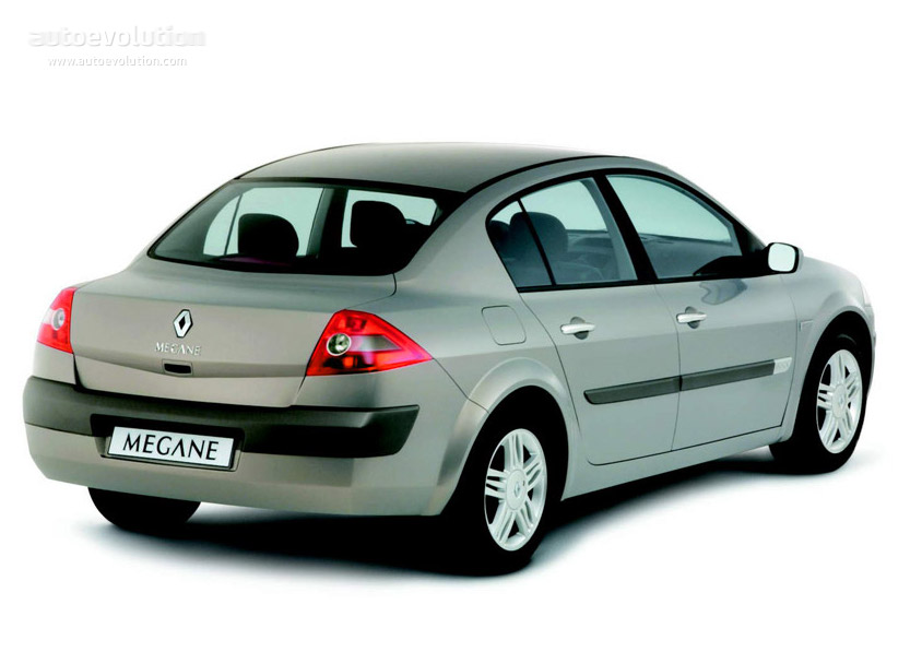 Renault Megane 2014 Sedan