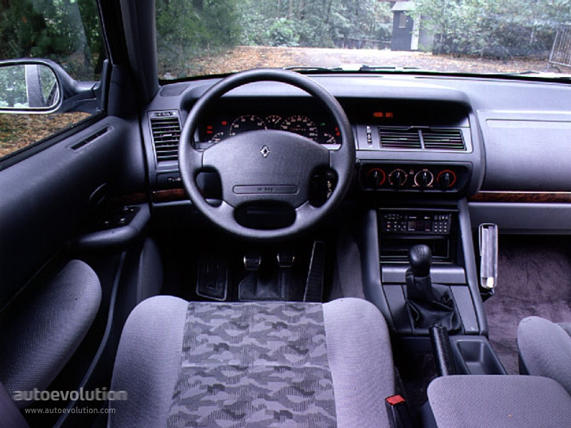 RENAULT Safrane - 1992, 1993, 1994, 1995, 1996 - autoevolution