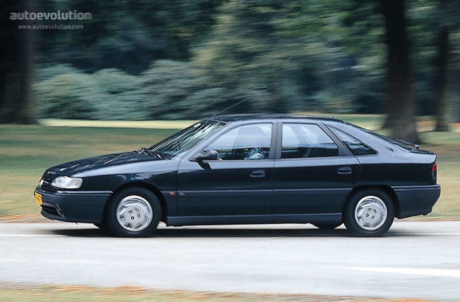 Renault Safrane 1992 1993 1994 1995 1996 Autoevolution