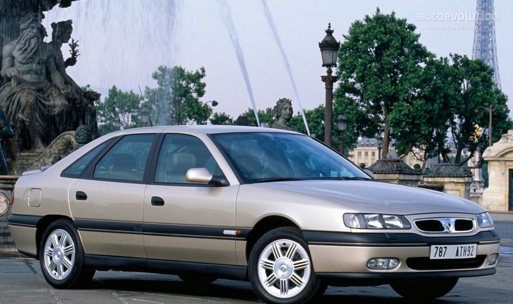 Renault Safrane Specs Amp Photos 1996 1997 1998 1999
