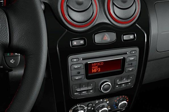 Renault Sandero 2014 Interior Interior Renault Sandero