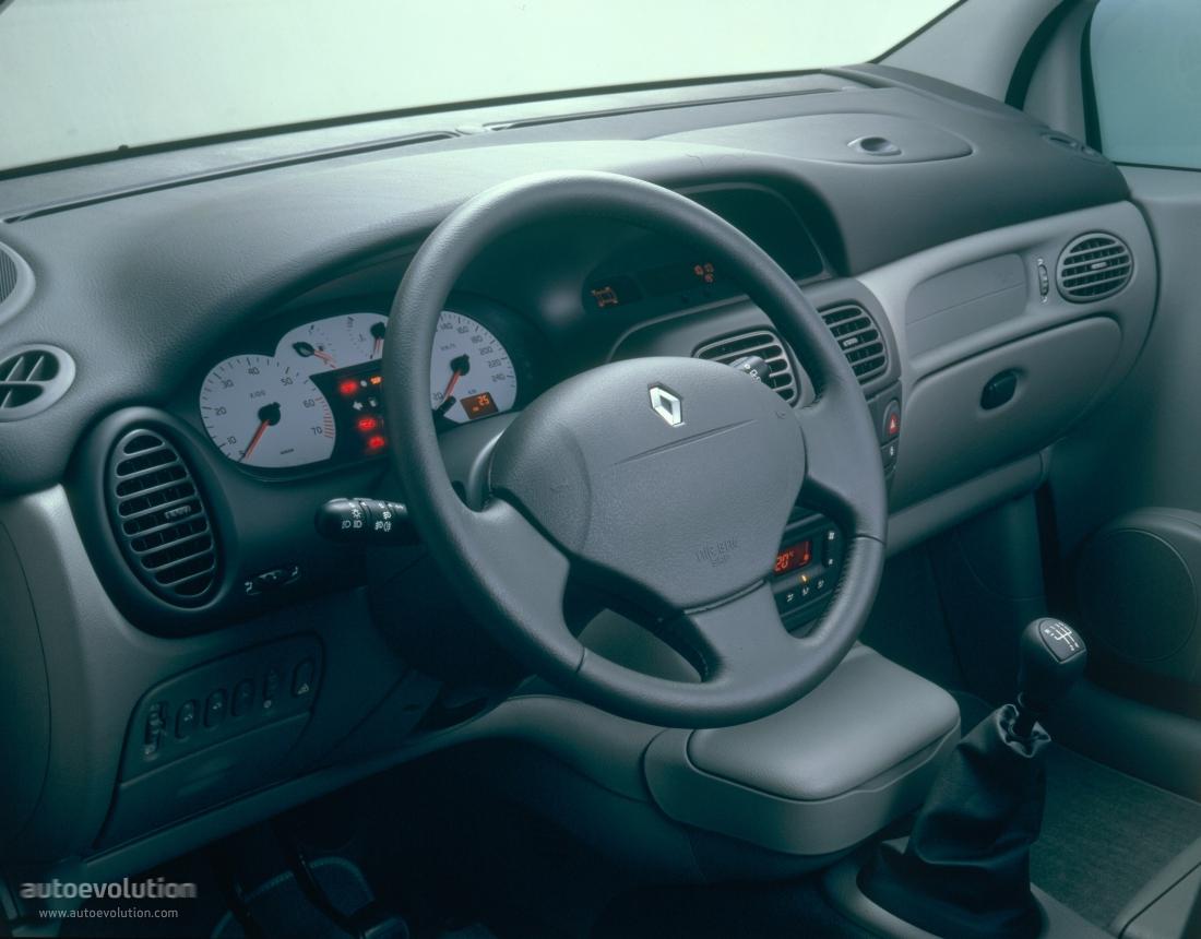 Renault scenic 2003 interior the image for Interior renault scenic