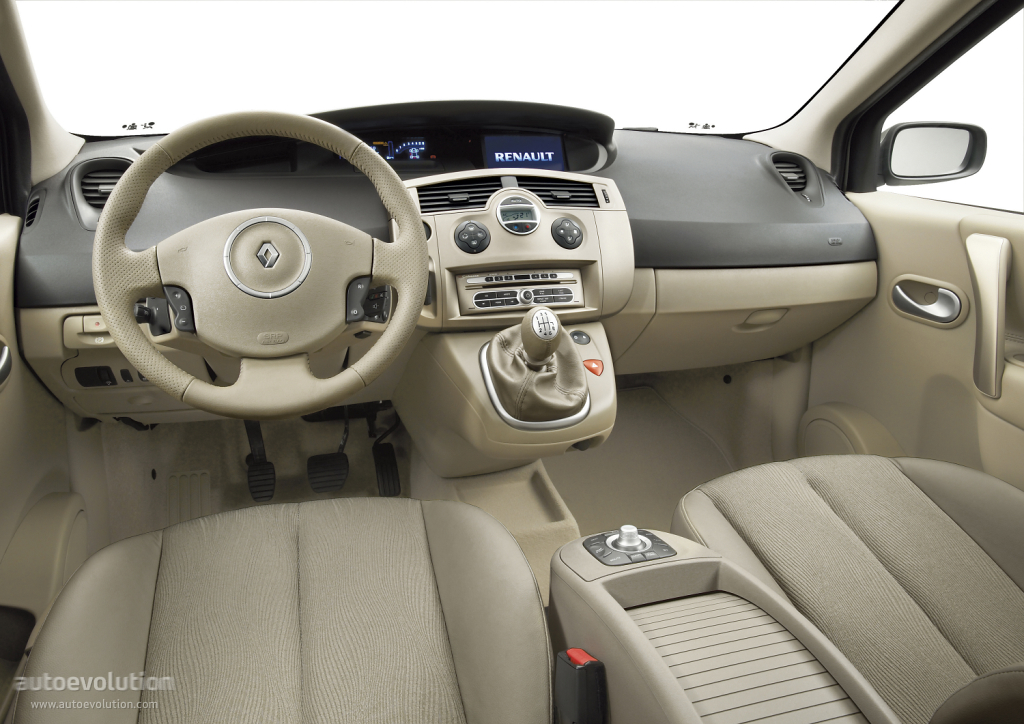 Renault Megane 2003 Interior Interior Renault Scenic 2003