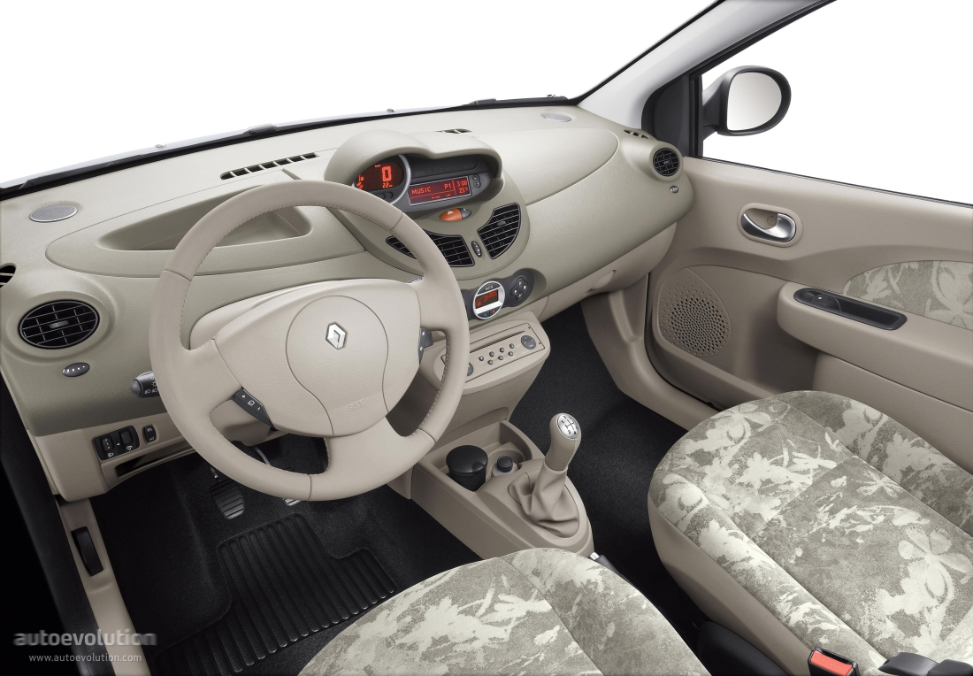 Renault Twingo Specs 2007 2008 2009 2010 2011