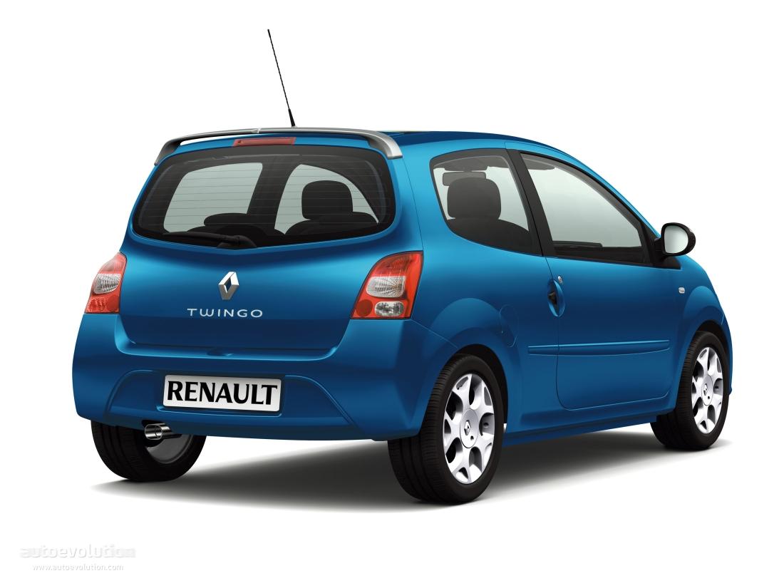 Renault Twingo Gt 2007 2008 2009 2010 2011 2012 2013 2014 2015 2016 2017 Autoevolution