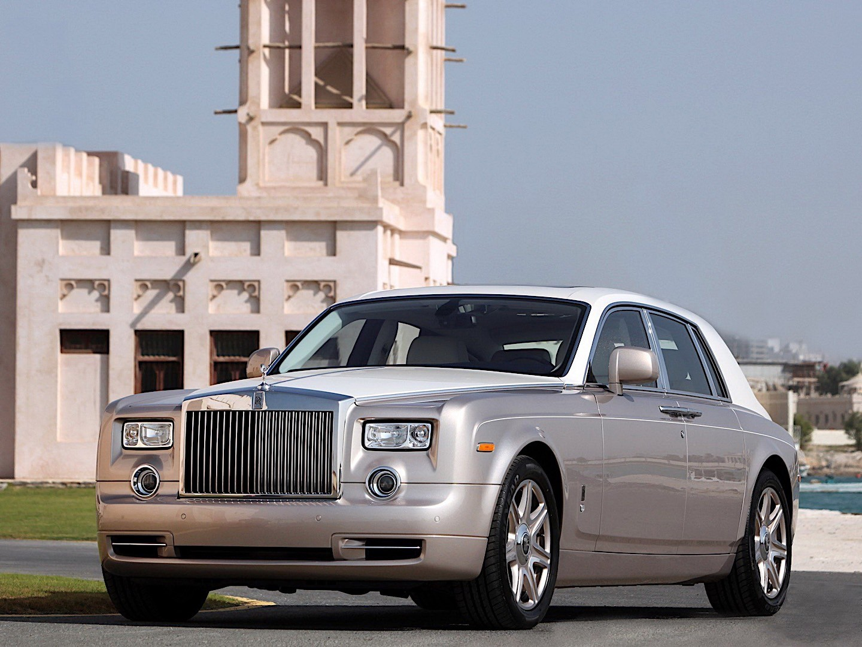 Rolls Royce Phantom Specs 2009 2010 2011 2012