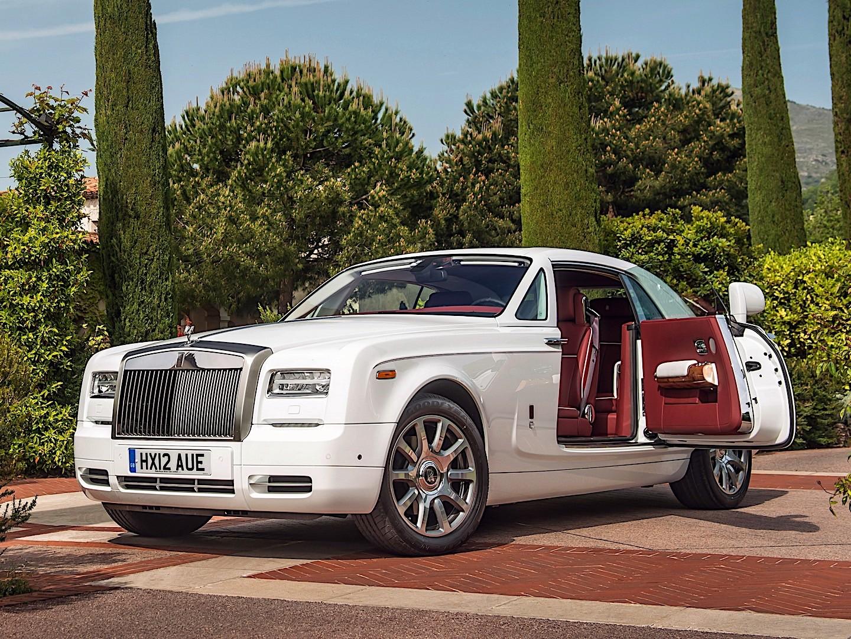 Rolls royce phantom coupe 2012 2016