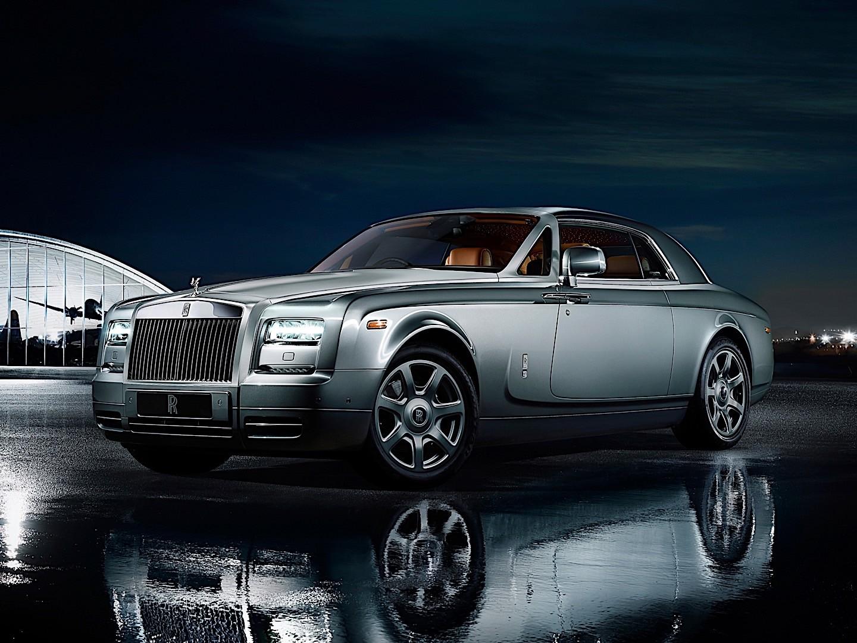 ROLLS-ROYCE Phantom Coupe specs & photos - 2012, 2013 ...