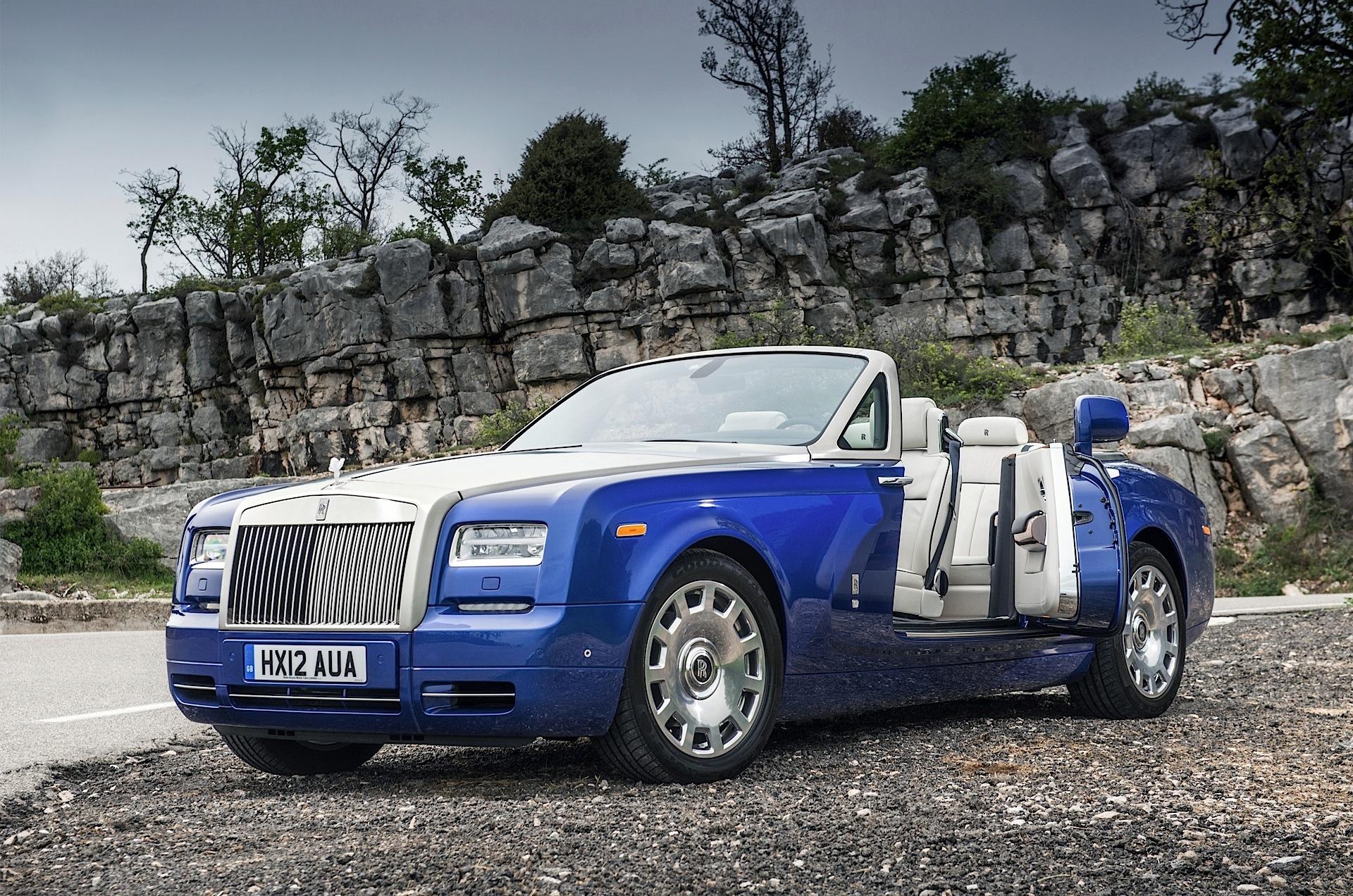 Rolls Royce Phantom Drophead Coupe Specs 2006 2007