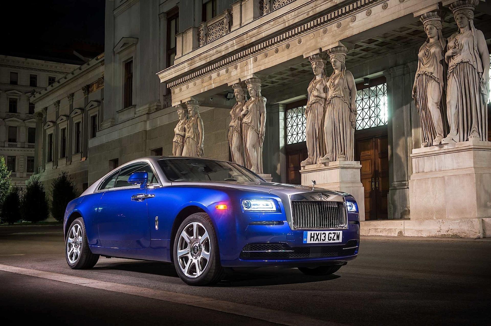 Rolls Royce Wraith Dimensions Exterior Rolls-royce Wraith