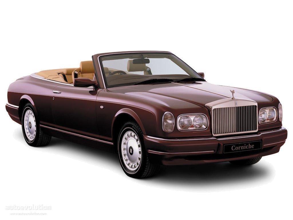 Rolls royce corniche v 2000 2001 2002 2003 autoevolution