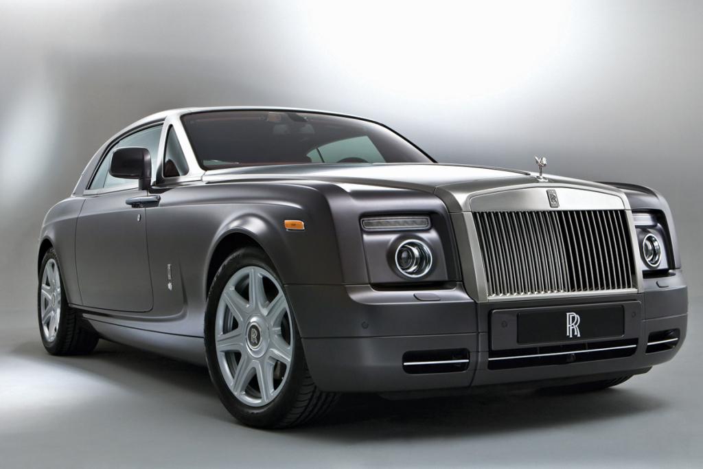 ROLLS-ROYCE Phantom Coupe specs - 2008, 2009, 2010, 2011, 2012 ...