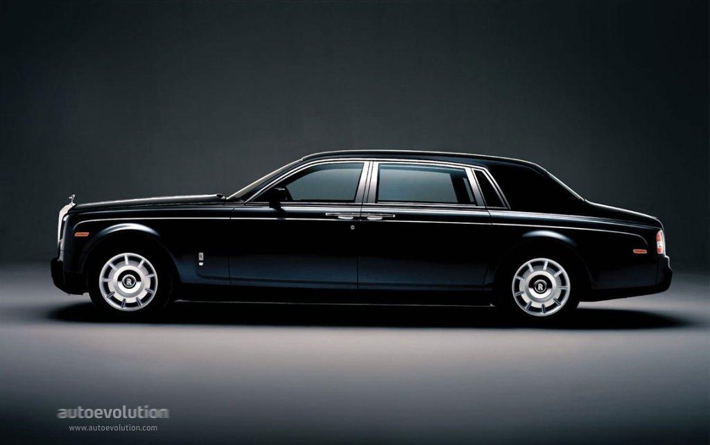Rolls Royce Phantom Ewb Specs Amp Photos 2005 2006 2007
