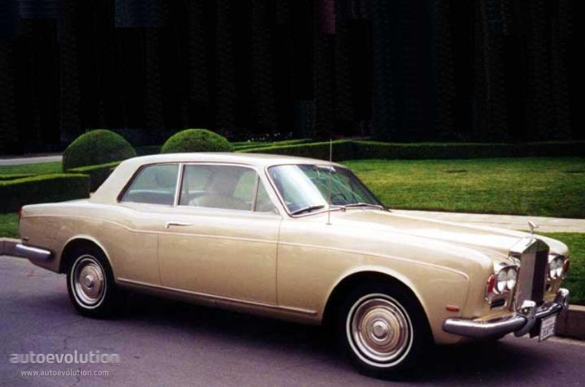 ROLLS-ROYCE Silver Shadow Coupe - 1977, 1978, 1979, 1980, 1981, 1982 - autoevolution