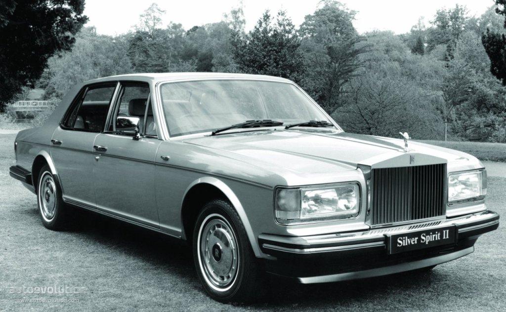 rolls royce silver spirit ii 1989 1990 1991 1992 1993 autoevolution. Black Bedroom Furniture Sets. Home Design Ideas
