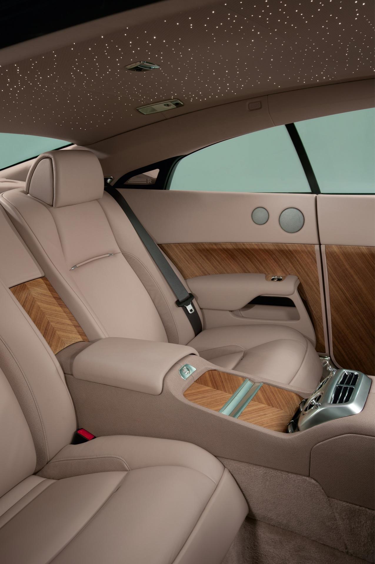 Rolls Royce Wraith 2013 2014 2015 2016 Autoevolution