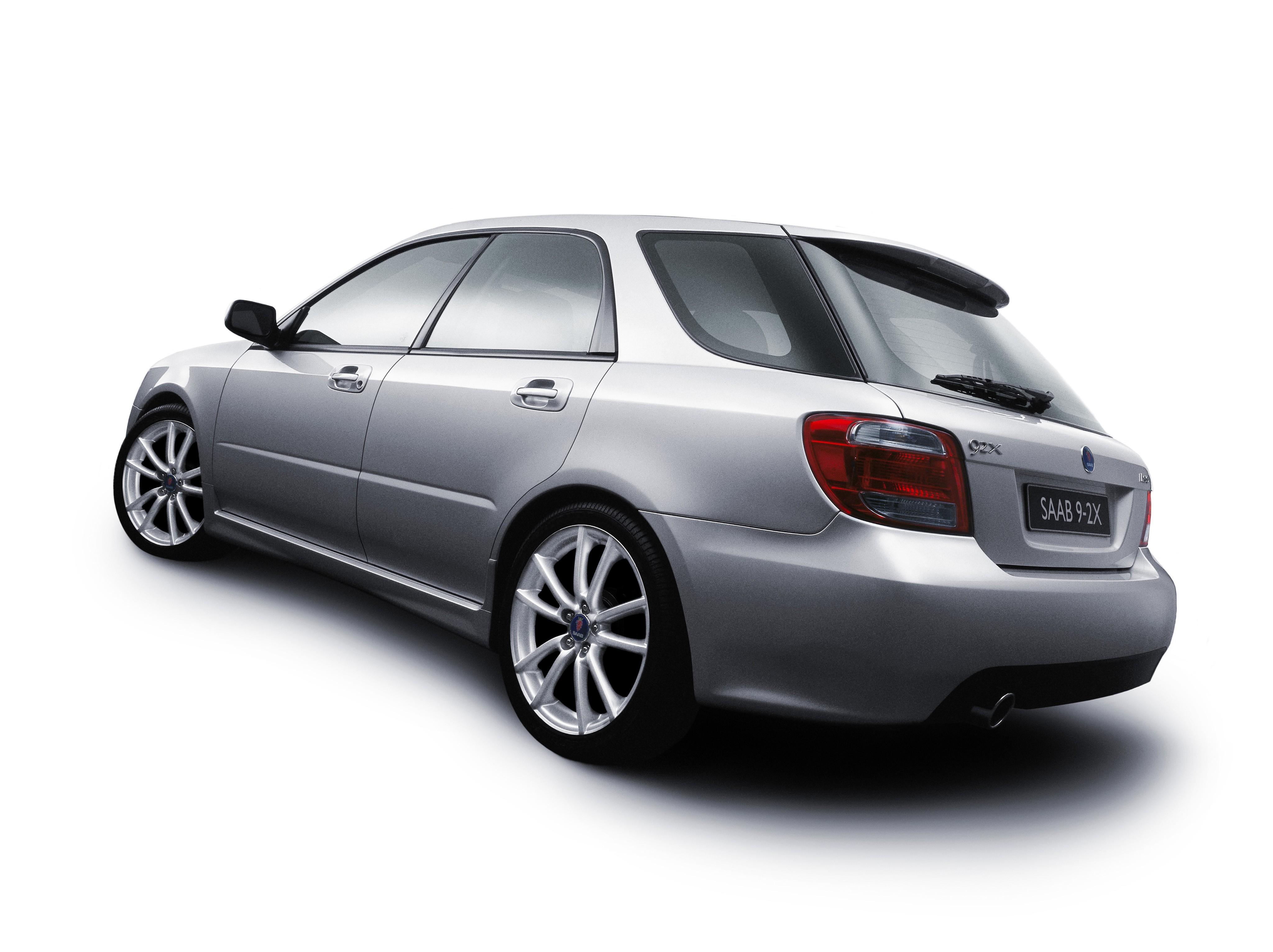 Saab 9 2x Specs 2004 2005 2006 Autoevolution