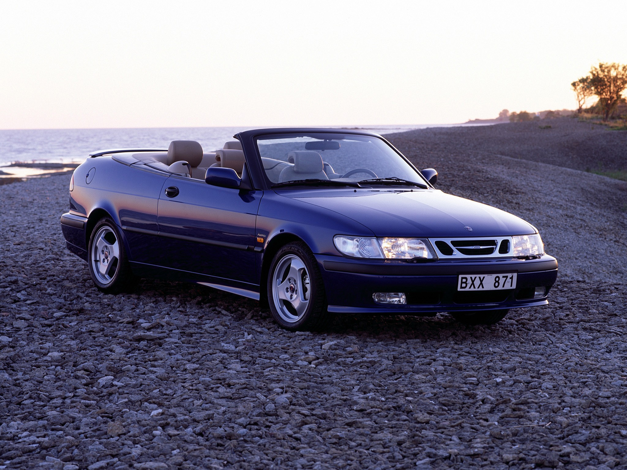 Saab Aero Convertible on 2000 Saab 9 3 Convertible