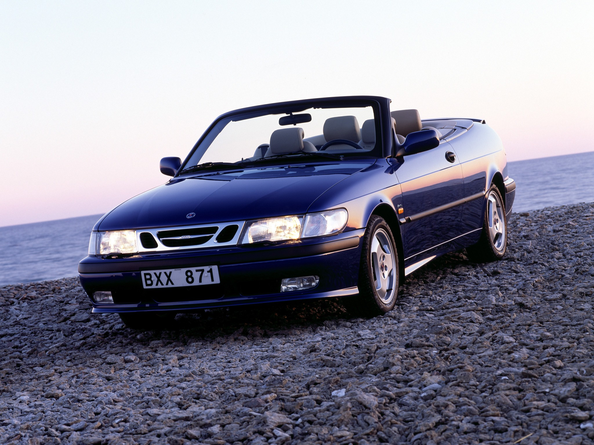 Saab Aero Convertible on 2000 Saab 9 3 Turbo