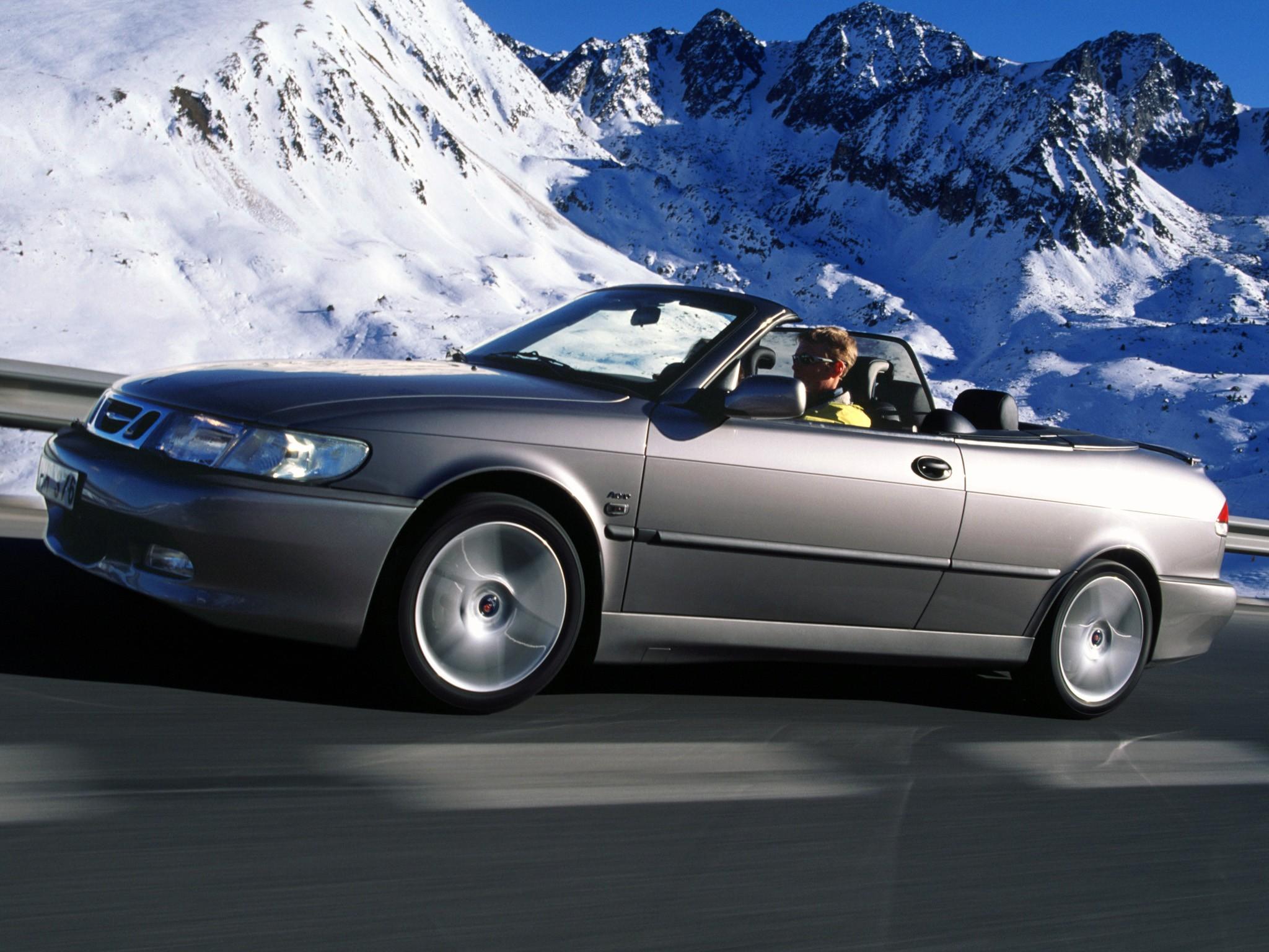 Saab 9 3 Aero Convertible 1999 2000 2001 2002 2003 Autoevolution