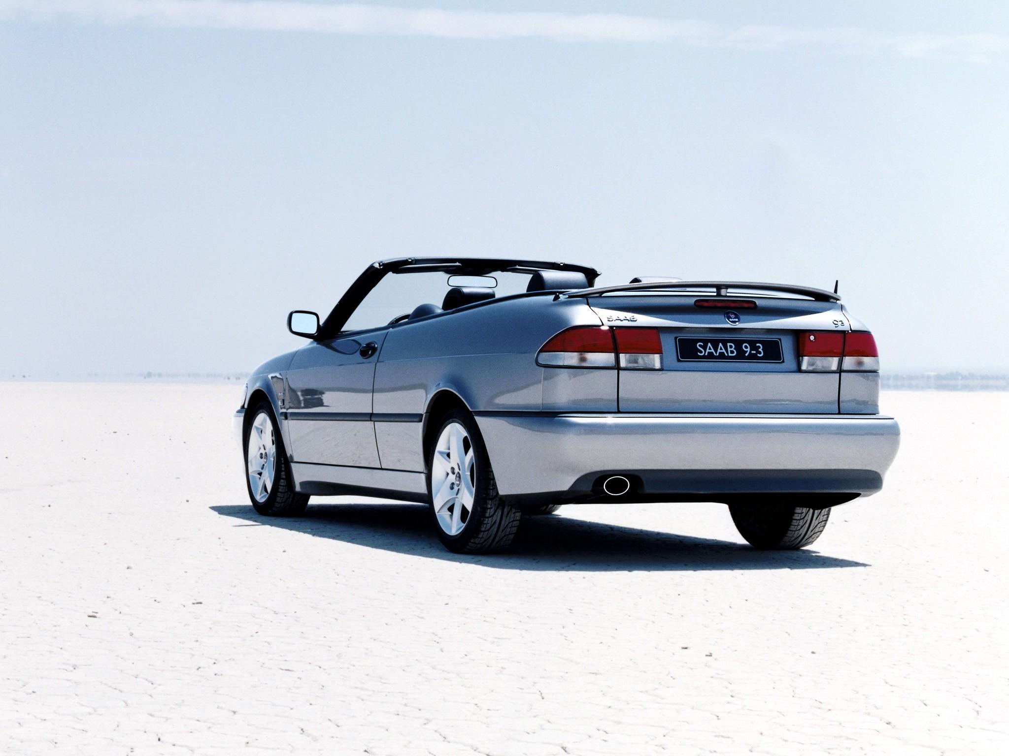 Saab Aero Convertible on 2000 Saab 9 3 Hatchback