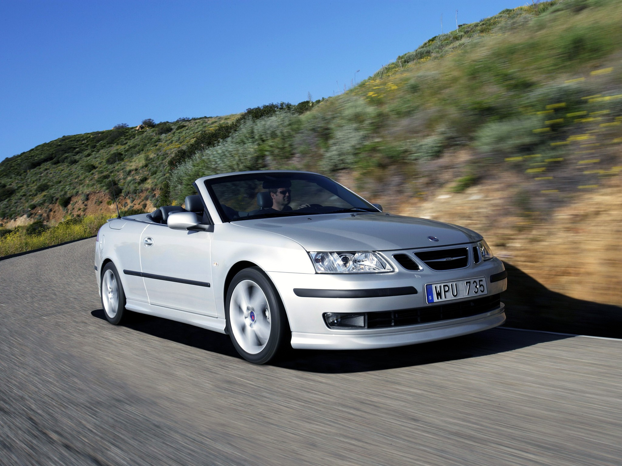 saab 9 3 aero convertible 2003 2004 2005 2006 2007 2008 2009 autoevolution. Black Bedroom Furniture Sets. Home Design Ideas