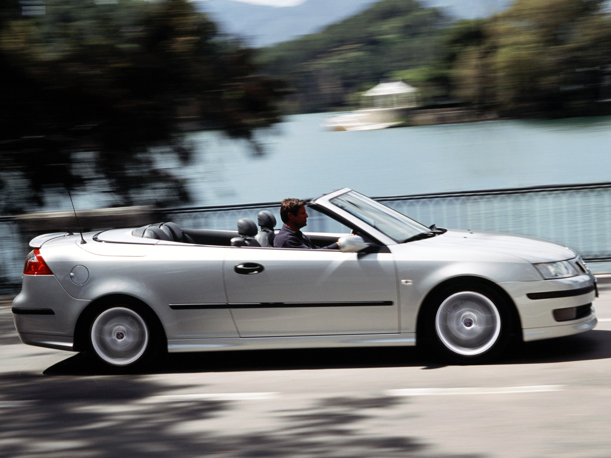 Saab Aero Convertible on Saab 9 3 Convertible