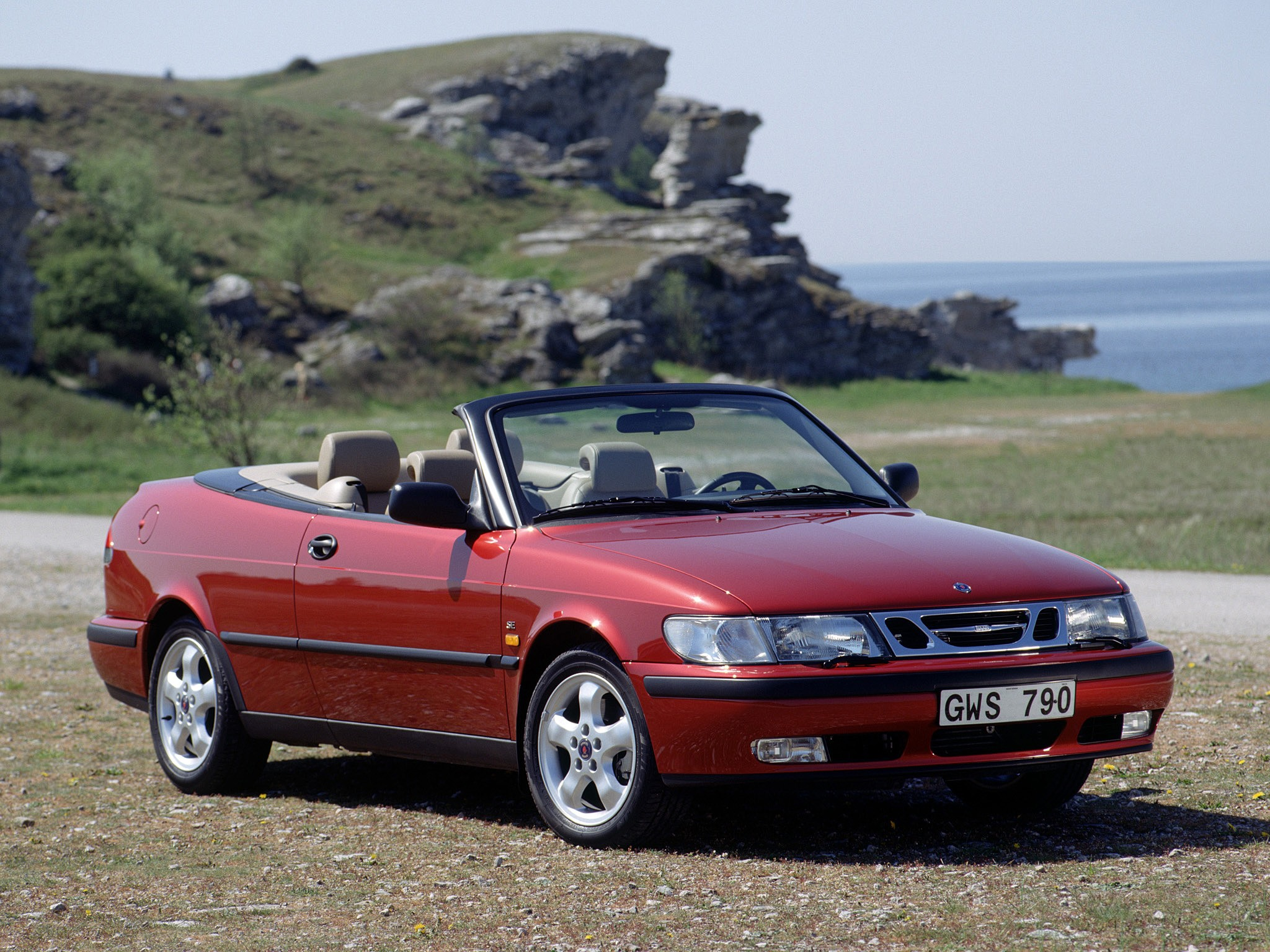 saab 9 3 convertible specs photos 1998 1999 2000. Black Bedroom Furniture Sets. Home Design Ideas