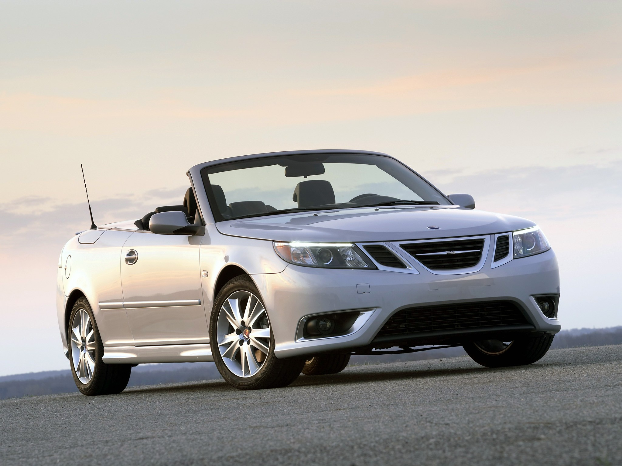 2008 Saab 9 3 Aero >> SAAB 9-3 Convertible - 2009, 2010, 2011, 2012 - autoevolution